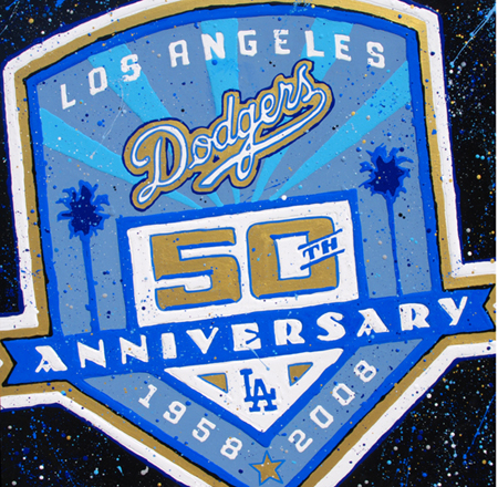 Dodgers 50th Anniversary
