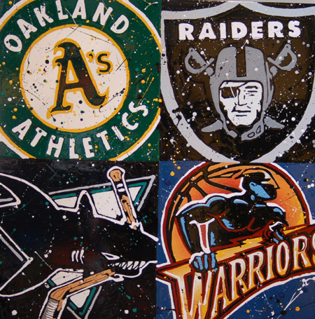 Bay Area Sports Teams
