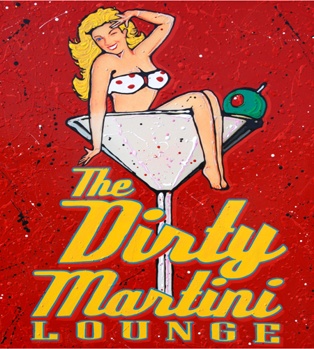 Dirty Martini Blonde